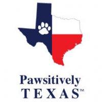 PawsitivelyTexas.com Logo